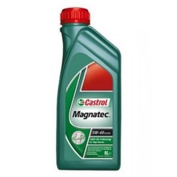 масло моторное Castrol 5w40 GTX Magnatec1л