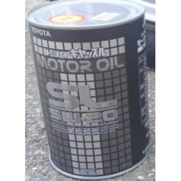 масло моторное Toyota 5w20 1л 08880-08006