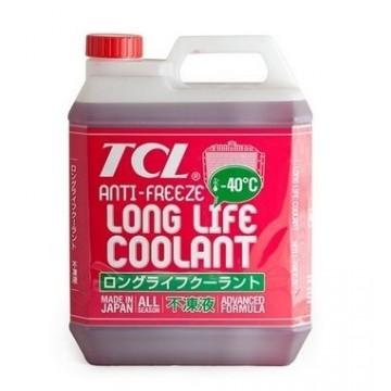 антифриз TLC -40C красный 4л
