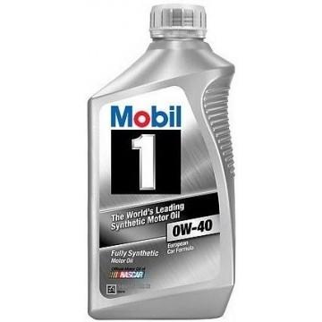 масло моторное Mobil 1 0w40 0.946л америка