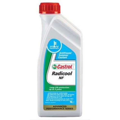 Антифриз Castrol Radicool NF 1л синий