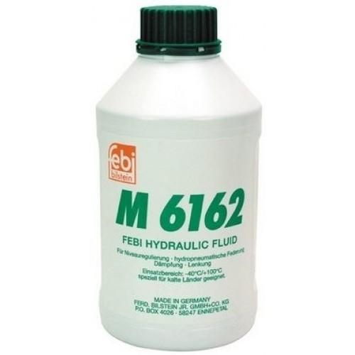 Жидкость для гидроусилителя руля Febi 06162 1л зеленая минеральная