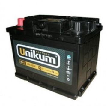 аккумулятор 60Ач п/п Unikum