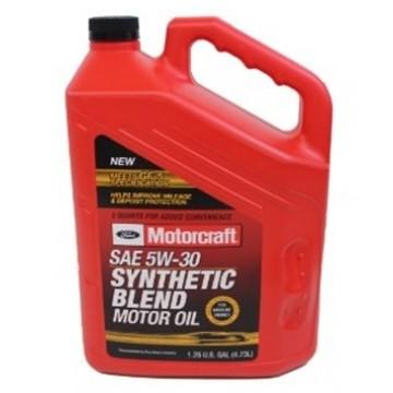 масло моторное FORD SB 5W-30 SN 4.73 литра