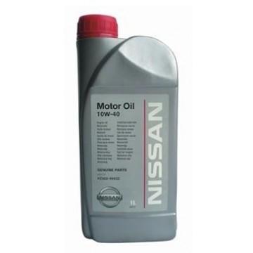 масло моторное Nissan 10W-40 1л