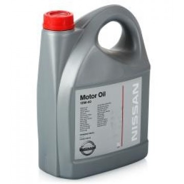 масло моторное Nissan 10W-40 5л