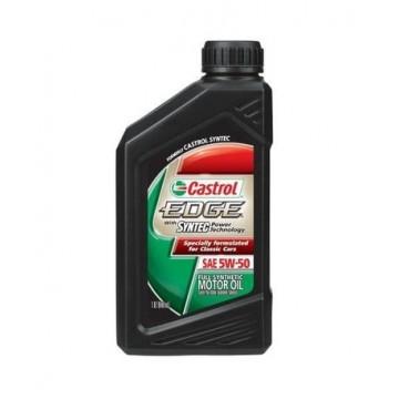 масло моторное Castrol EDGE 5W50 1л