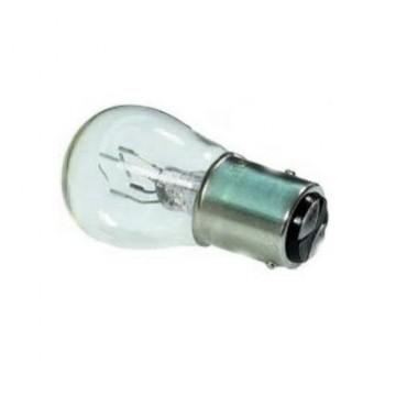 лампа 12-21-5w 2х-контакт. bay15d / p21/5w hella смещ. цоколь