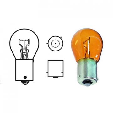 лампа 12-21 bau15s PY21W янтарная смещенный цоколь