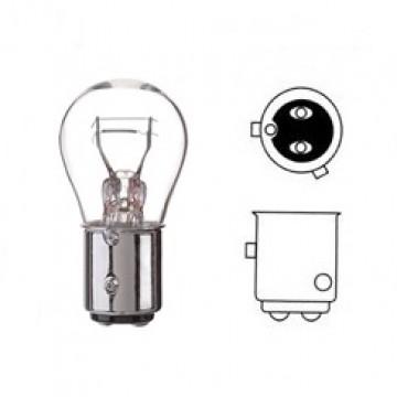 лампа 12-21-4 baz15d смещенный цоколь Yada