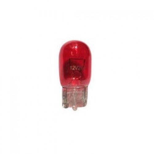 лампа 12-21 w3*16g б/ц красная