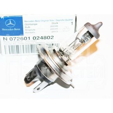лампа h4 24-75/70 Mercedes Benz