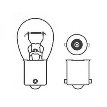 лампа 12-21w 1-конт. ba15s