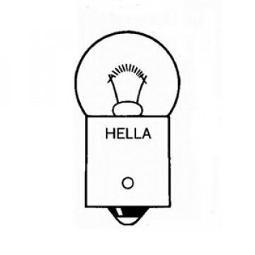лампа 12-10w средняя ba15s hella